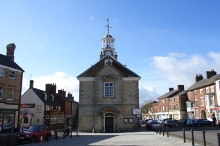 Brackley, Town Hall, Northamptonshire © Andrew Smith